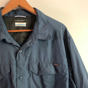 Columbia Fishing Shirt Long Sleeve